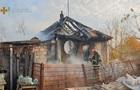 В пожаре на Луганщине погибли двое людей