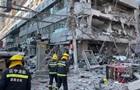 Потужний вибух у ресторані Китаю потрапив на відео