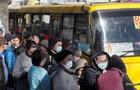 У Дніпрі транспортний колапс через карантин