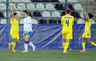 Жіноча збірна України розгромила Фарери у відборі на чемпіонат світу-2023