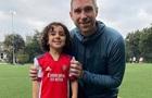Арсенал підписав 4-річного гравця