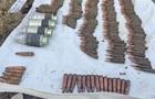 В заброшенном здании на Луганщине обнаружен схрон с боеприпасами