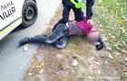 Під Києвом затримали чоловіка, який пограбував магазин і стріляв у людину