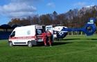 Подростка с подозрением на инсульт доставили в больницу Львова на вертолете