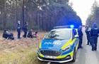 У Німеччині поліція розігнала правих екстремістів на кордоні з Польщею