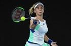 Цуренко поднялась на 18 мест в рейтинге WTA