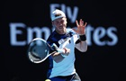 Марченко  стрибнув  на 14 місць в рейтингу ATP