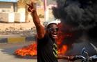Опубліковані кадри військового перевороту в Судані