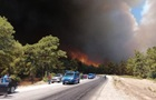 Семеро россиян арестовали в Турции по подозрению в поджоге леса