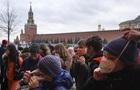 В РФ оновлено добовий рекорд за приростом COVID
