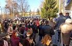 Протестувальники увірвалися в будівлю АТ Житомиргаз