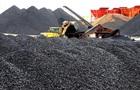 Запаси вугілля за тиждень скоротилися майже на 7%