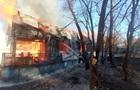 У Києві горіла дерев яна плавуча лазня