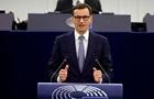 В ЄС відреагували на закид Моравецького про  третю світову