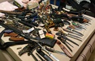 Викрито правоохоронців, які торгували зброєю та боєприпасами