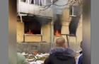 У РФ стався вибух газу та пожежа у житловому будинку