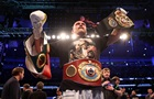 Усик - другий серед боксерів, незалежно від категорії