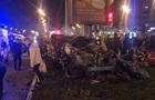 Смертельна ДТП у Харкові: перехрестя усіяно уламками авто