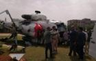 В Ливии разбился вертолет с деньгами