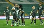 Ворскла вийшла в 1/4 фіналу Кубка України