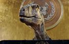 Динозавр із трибуни ООН звернувся до світових лідерів