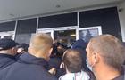У Броварах ветерани АТО блокують міськраду