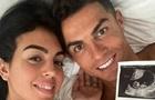Наречена Роналду вагітна близнюками