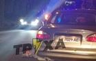 В Харькове девушка на Infiniti сбила женщину