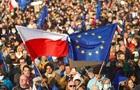 Мільйон євро на день. Конфлікт Польщі з ЄС