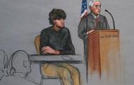 Присяжные в Бостоне приговорили Царнаева к смертной казни