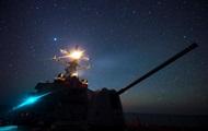 В Черное море войдет американский ракетный эсминец