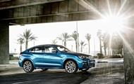 BMW рассекретила внешний вид топового кроссовера X4 M