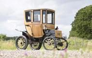 Уникальный 110-летний электромобиль продан с аукциона за $95 000