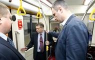 Кличко о трещине в метро: это спекуляция