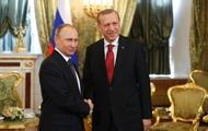 Путін порадів оновленню зв язків з Туреччиною