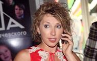 Актрисі Воробей заборонений в їзд на три роки