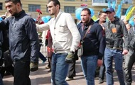 Оштрафован один участник драки в Днепре 9 мая