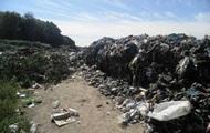 На Київщині знайшли незаконне сміття зі Львова