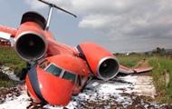 В Африке разбился самолет украинской авиакомпании
