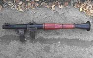 Штаб: Захватили оружие сепаратистов на Луганщине