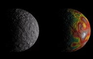 Astronomers have discovered traces of the ocean on Ceres