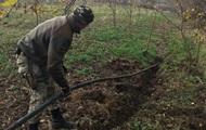 На границе с Молдовой обнаружили трубопровод для контрабанды спирта