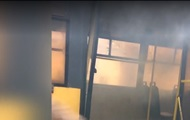 В Черновцах на ходу загорелся троллейбус