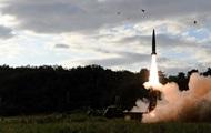 Украина осудила запуск баллистической ракеты КНДР