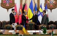 Минобороны: РФ испытывает новейшие образцы вооружения в зоне АТО