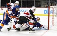 НХЛ: Оттава вырвала победу у Айлендерс, Питтсбург обыграл Баффало