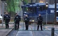 В Германии водометами разогнали акцию против партии правопопулистов