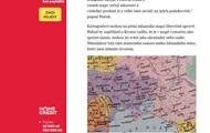 Чешский перевозчик выпустил дневник с картой ИГИЛ и Крымом в цветах РФ