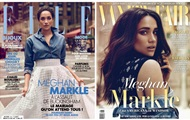 Меган Маркл украсила обложки двух модных глянцев