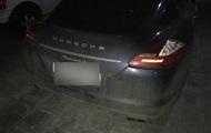 Полиция: Авто динамовца Гармаша расстреляли из автомата